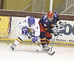 2011 Eurochallenge ice hockey Spain v Rumania