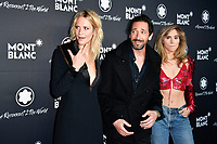 Poppy Delevingne, Adrien Brody und Suki Waterhouse beim Montblanc Travel & the Arts Events vor dem Gallery Weekend im Metropoltheater. Berlin, 24.04.2019