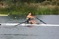 Race: 146: J15 1x  Final<br /> <br /> Peterborough Summer Regatta 2017 - Saturday<br /> <br /> To purchase this photo, or to see pricing information for Prints and Downloads, click the blue 'Add to Cart' button at the top-right of the page.