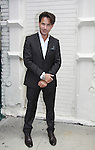 Ricky Paull Goldin at All My Children's Good Night Pine Valley was held on September 17, 2011 at Prohibition, New York City, New York.  (Photo by Sue Coflin/Max Photos)
