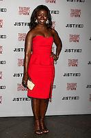 "Erica Tazel<br /> at the ""Justified"" Premiere Screening, Directors Guild of America, Los Angeles, CA 01-06-14<br /> David Edwards/DailyCeleb.Com 818-249-4998"