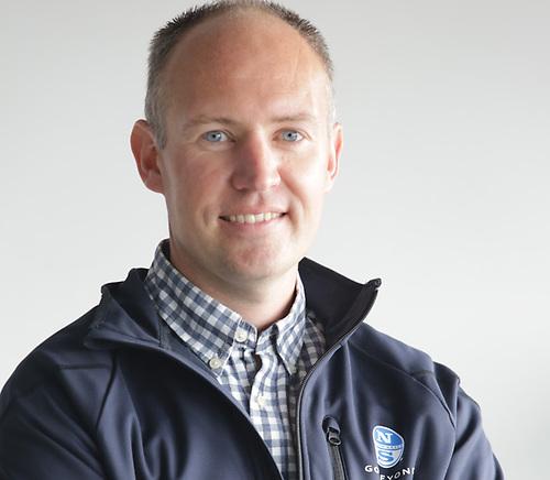 Shane Hughes of North Sails Ireland