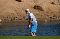 Oliver Wilson (ENG) on the 13th during the Preview of the Saudi International at the Royal Greens Golf and Country Club, King Abdullah Economic City, Saudi Arabia. 28/01/2020<br /> Picture: Golffile | Thos Caffrey<br /> <br /> <br /> All photo usage must carry mandatory copyright credit (© Golffile | Thos Caffrey)
