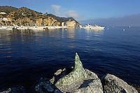 Catalina Harbor, Catalina Island, California
