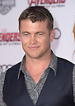 "Luke Hemsworth attends The World Premiere of Marvel's ""Avengers"" Age of Ultron,"" held at The Dolby Theatre in Hollywood, California on April 13,2015                                                                               © 2014 Hollywood Press Agency"