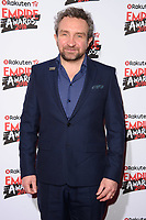 Eddie Marsan arriving for the Empire Awards 2018 at the Roundhouse, Camden, London, UK. <br /> 18 March  2018<br /> Picture: Steve Vas/Featureflash/SilverHub 0208 004 5359 sales@silverhubmedia.com