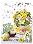 Jonny, FLOWERS, BLUMEN, FLORES, paintings+++++,GBJJV286,#f#, EVERYDAY