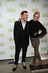 Tommy Buckett and Ashlee Simpson- Attend Garnier Fructis and  Celebrity Hairstylist Tommy Buckett Celebrates the Start of Fashion Week and the Opening of the Garnier Fructis Blow Out Bar & Style Station With An Exclusive VIP Cocktail Party At The Time Warner Center, NY   2/7/13
