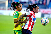 Liga Femenina Águila 2018 / Aguila Women League 2018