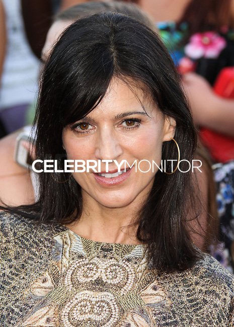 WESTWOOD, LOS ANGELES, CA, USA - JUNE 10: Perrey Reeves at the World Premiere Of Columbia Pictures' '22 Jump Street' held at the Regency Village Theatre on June 10, 2014 in Westwood, Los Angeles, California, United States. (Photo by Xavier Collin/Celebrity Monitor)