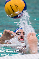 2 Di Fulvio Francesco ITA<br /> MNE (white cap) vs ITA (blue cap)<br /> Rio de Janeiro  XXXI Olympic Games <br /> Olympic Aquatics Stadium <br /> waterpolo men preliminary round 10/08/2016<br /> Photo Giorgio Scala/Deepbluemedia/Insidefoto