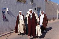 in Douz, Tunesien