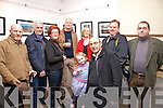Photographers from the South Kerry Camera Club who mounted an exhibition of work in Tech Amergin entitled 'Picturing The Hills' part of the Éigse na Brídeoíge festival, pictured here front Edel Sands, Michael Herrmann(Photographer), back l-r; Padraig Sands, David Rolt, Eva Herrmann, Willie Kunze, Deirdre Booth, Stephen Kelleghan & Franz Schenk.