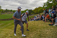 Lucas Bjerregaard (DEN) heads to the tee on 4 during day 4 of the WGC Dell Match Play, at the Austin Country Club, Austin, Texas, USA. 3/30/2019.<br /> Picture: Golffile | Ken Murray<br /> <br /> <br /> All photo usage must carry mandatory copyright credit (© Golffile | Ken Murray)