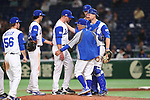 Israel team group (ISR), <br /> MARCH 12, 2017 - WBC : <br /> 2017 World Baseball Classic <br /> Second Round Pool E Game <br /> between Cuba 1-4 Israel <br /> at Tokyo Dome in Tokyo, Japan. <br /> (Photo by YUTAKA/AFLO SPORT)
