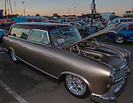 A 1959 Rambler Wagon during Hot August Nights at the Grand Sierra Resort on Tuesday, August 2, 2016.