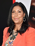 HOLLYWOOD, CA - JULY 17: Cookie Johnson attends the premiere of Columbia Picture's 'Equalizer 2' at TCL Chinese Theatre on July 17, 2018 in Hollywood, California.