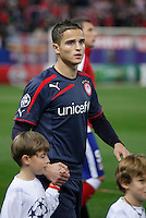 Olympiacos´s Afellay during Champions League soccer match between Atletico de Madrid and Olympiacos at Vicente Calderon stadium in Madrid, Spain. November 26, 2014. (ALTERPHOTOS/Victor Blanco) /NortePhoto