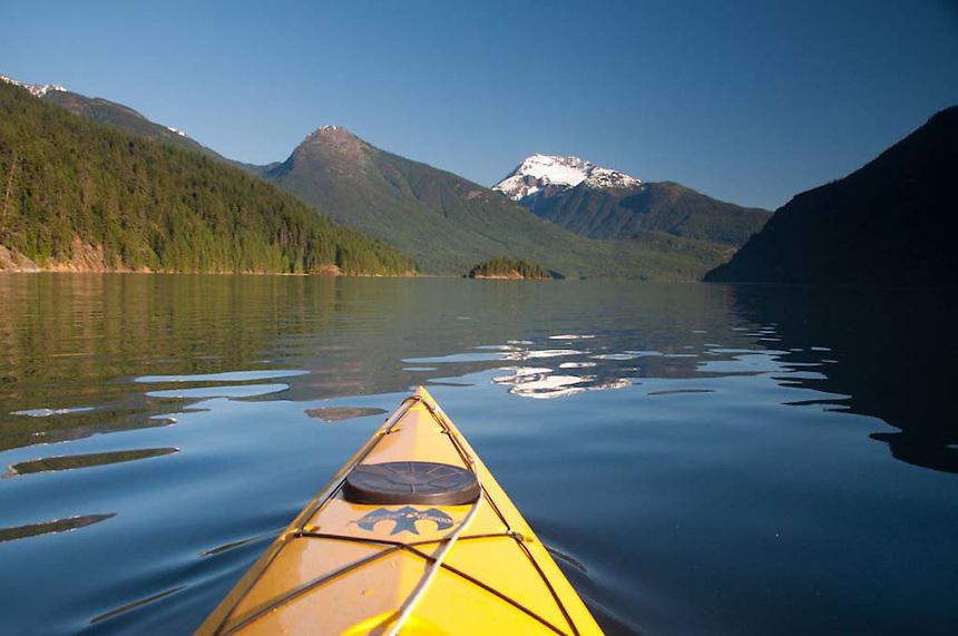 Ross Lake National Recreation Area, North Cascades National Park, Washington, US