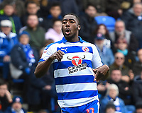 Yakou Meite of Reading during Reading vs Wigan Athletic, Sky Bet EFL Championship Football at the Madejski Stadium on 9th March 2019