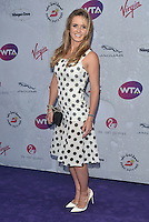 Elina Svitolina at WTA pre-Wimbledon Party at The Roof Gardens, Kensington on june 23rd 2016 in London, England.<br /> CAP/PL<br /> &copy;Phil Loftus/Capital Pictures /MediaPunch ***NORTH AND SOUTH AMERICAS ONLY***