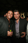 Chris Nirschel and Tom Murrow Attend Rachel Roy's After Party with Theophilus London Held at DARBY DOWNSTAIRS, NY   2/13/12