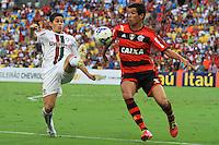 RIO DE JANEIRO, 11.05.2014 - Conca do Fluminense durante o jogo contra Flamengo pela quarta rodada do Campeonato Brasileiro disputado neste domingo no Maracanã. (Foto: Néstor J. Beremblum / Brazil Photo Press)