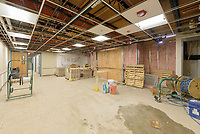Major Renovation Litchfield Hall WCSU Danbury CT<br /> Connecticut State Project No: CF-RD-275<br /> Architect: OakPark Architects LLC  Contractor: Nosal Builders<br /> James R Anderson Photography New Haven CT photog.com<br /> Date of Photograph: 28 February 2017<br /> Camera View: 18 - Third Floor, East Lounge 335