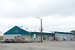 Co-Op Store in Gravelboug, Saskatchewan, Canada