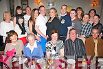 Pat Roche, Balloonagh Est, Tralee (seated centre) celebrated her 60th birthday in Cassidy's, Tralee last Saturday night along with many friends and family.