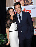 Jason Bateman and actress Amanda Anka at the Miramax World Premiere of The Switch held at The Arclight Theatre in Hollywood, California on August 16,2010                                                                               © 2010  Hollywood Press Agency