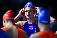 Maud Megens of the Netherlands <br /> Firenze 19-11-2019 Piscina Nannini <br /> water polo Women's World League <br /> Italy ITA - Nederland NED <br /> Photo Andrea Staccioli/Deepbluemedia/Insidefoto