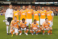 Houston Dynamo  starting elven.  The Houston Dynamo defeated DC United 3-1, at RFK Stadium, Saturday September 25, 2010.