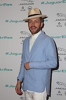 LOS ANGELES, CA - NOVEMBER 14: Mr Hudson, Benjamin Hudson McIldowie attends the Jaguar For Next Era Vehicle Unveiling Event at Milk Studios on November 14, 2016 in Los Angeles, California. (Credit: Parisa Afsahi/MediaPunch).