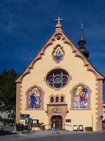 Johanneskirche in Imst, Tirol, &Ouml;sterreich, Europa<br /> Johannes church, Imst, Tyrol, Austria, Europe