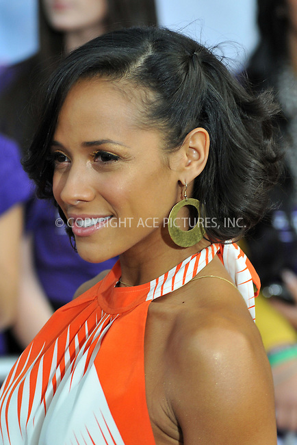 WWW.ACEPIXS.COM . . . . . ....February 24 2009, LA....Actress Dania Ramirez at the World Premiere of Walt Disney Pictures' 'Jonas Brothers: The 3D Concert Experience' on February 24, 2009 at the El Capitan Theatre in Hollywood, California.....Please byline: JOE WEST - ACEPIXS.COM....Ace Pictures, Inc:  ..(212) 243-8787 or (646) 679 0430..e-mail: picturedesk@acepixs.com..web: http://www.acepixs.com
