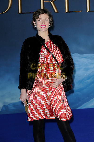 LONDON, ENGLAND - MARCH 19: Camilla Rutherford attending the 'Cinderella' UK Premiere at Odeon Cinema, Leicester Square on March 19, 2015 in London, England<br /> CAP/MAR<br /> &copy; Martin Harris/Capital Pictures