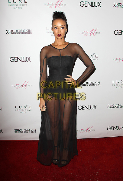 25 February 2015 - Beverly Hills, California - Draya Michele. Dita Von Teese hosts Genlux Issue Release Event held at the Luxe Hotel.  <br /> CAP/ADM/FS<br /> &copy;FS/AdMedia/Capital Pictures