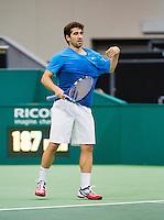 14-02-13, Tennis, Rotterdam, ABNAMROWTT,  Marc Lopez