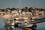 Sunrise in Boothbay Harbor, ME