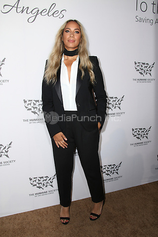 HOLLYWOOD, CA - MAY 07: Leona Lewis attends The Humane Society of the United States' to the Rescue Gala at Paramount Studios on May 7, 2016 in Hollywood, California. Credit: Parisa/MediaPunch.
