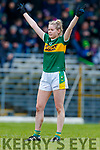 Eilish O'Leary, Kerry during the Lidl Ladies National Football League Division 2 Round 4 match between Kerry and Tyrone at Fitzgerald Stadium on Sunday.