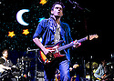 John Mayer performing at the Verizon Amphitheater in Irvine on  July 27, 2013.