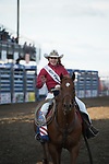 Miss Rodeo Wyoming during the Cody Stampede event in Cody, WY - 7.3.2019 Photo by Christopher Thompson