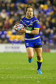 23rd March 2018, Halliwell Jones Stadium, Warrington, England; Betfred Super League rugby, Warrington Wolves versus Wakefield Trinity; Toby King running with the ball