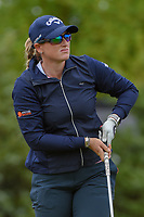 Holly Clyburn (ENG) watches her tee shot on 1 during round 1 of  the Volunteers of America LPGA Texas Classic, at the Old American Golf Club in The Colony, Texas, USA. 5/4/2018.<br /> Picture: Golffile | Ken Murray<br /> <br /> <br /> All photo usage must carry mandatory copyright credit (&copy; Golffile | Ken Murray)