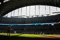 Milwaukee Brewers vs Arizona Diamondbacks - NLDS Games 1&2