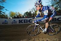 Jonathan Page (USA)<br /> <br /> Vlaamse Duinencross Koksijde 2013