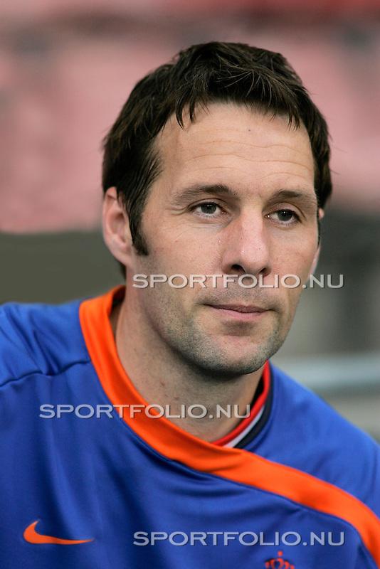 Nederland, Eindhoven, 29 mei 2008.Seizoen 2007-2008.Oefeninterland Nederland-Denemarken.Nederland-Denemarken (1-1).Keeper Henk Timmer van Oranje
