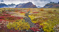 Iceland Tapestry II